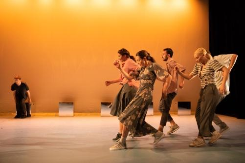 Dance  Review: The Chosen at  Beacon Arts Centre, Greenock, four stars