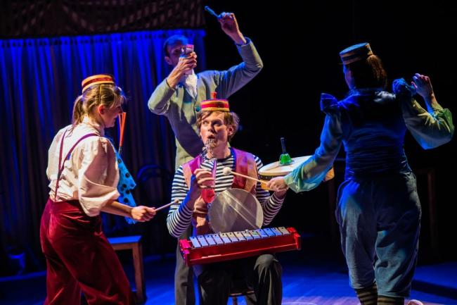 Theatre  review: Whirligig at  Platform, The Bridge, Glasgow, four stars