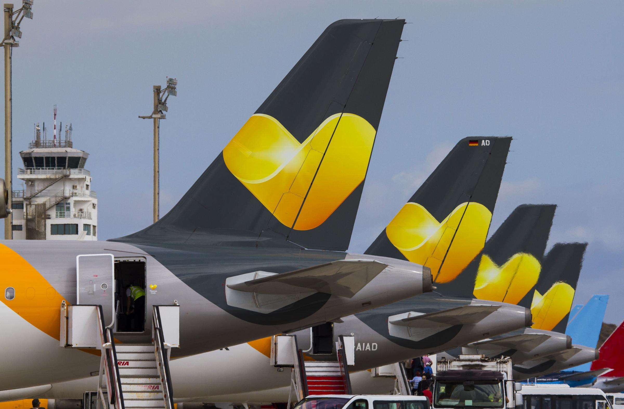 Thomas Cook warns it could 'run out of money' and go bust