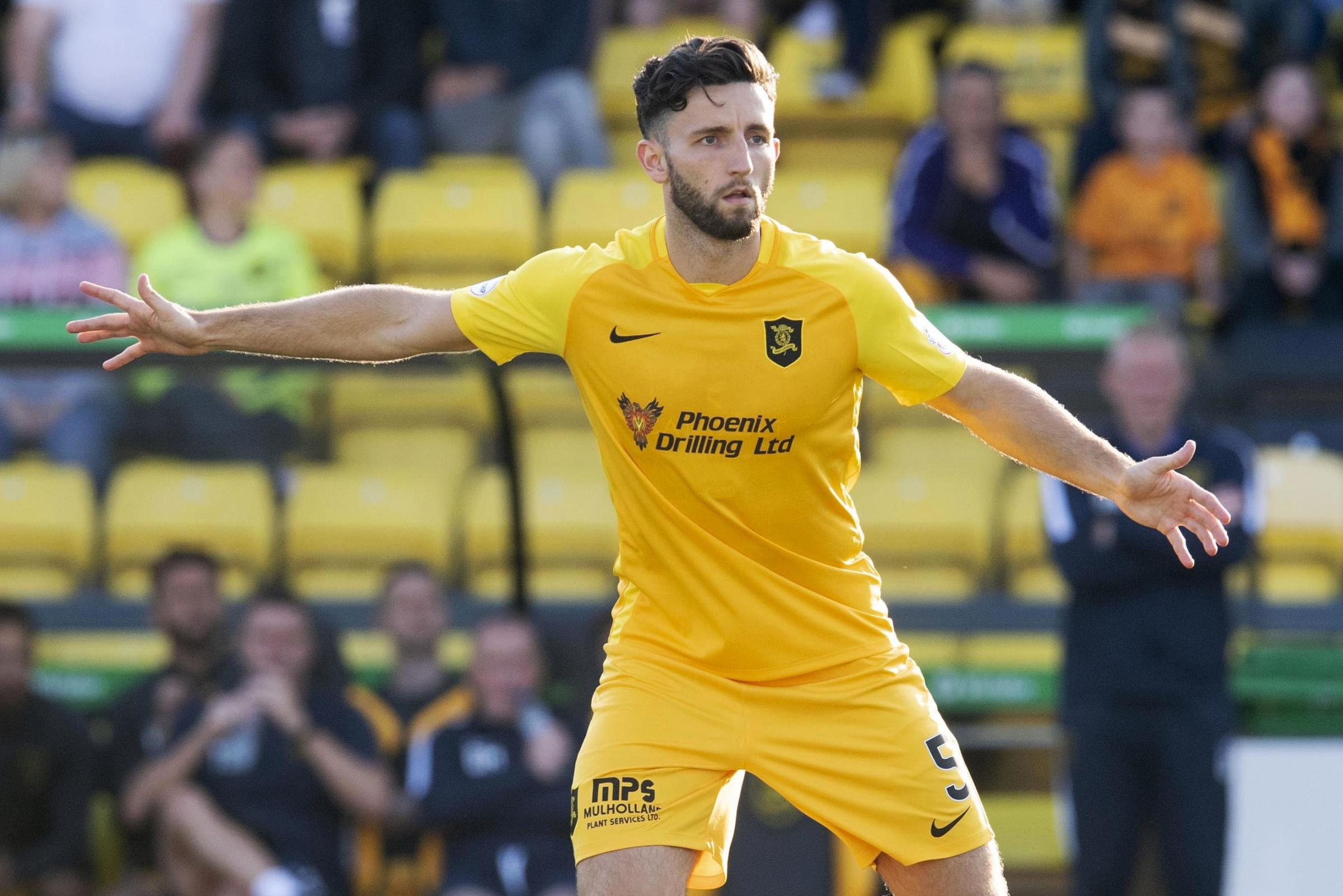 Ricki Lamie confident Livingston can maintain early momentum ahead of Rangers test