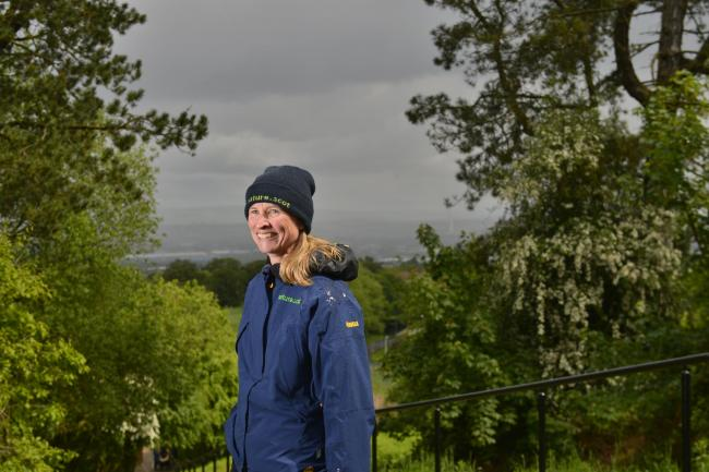 Francesca Osowska, chief executive of Scottish Natural Heritage