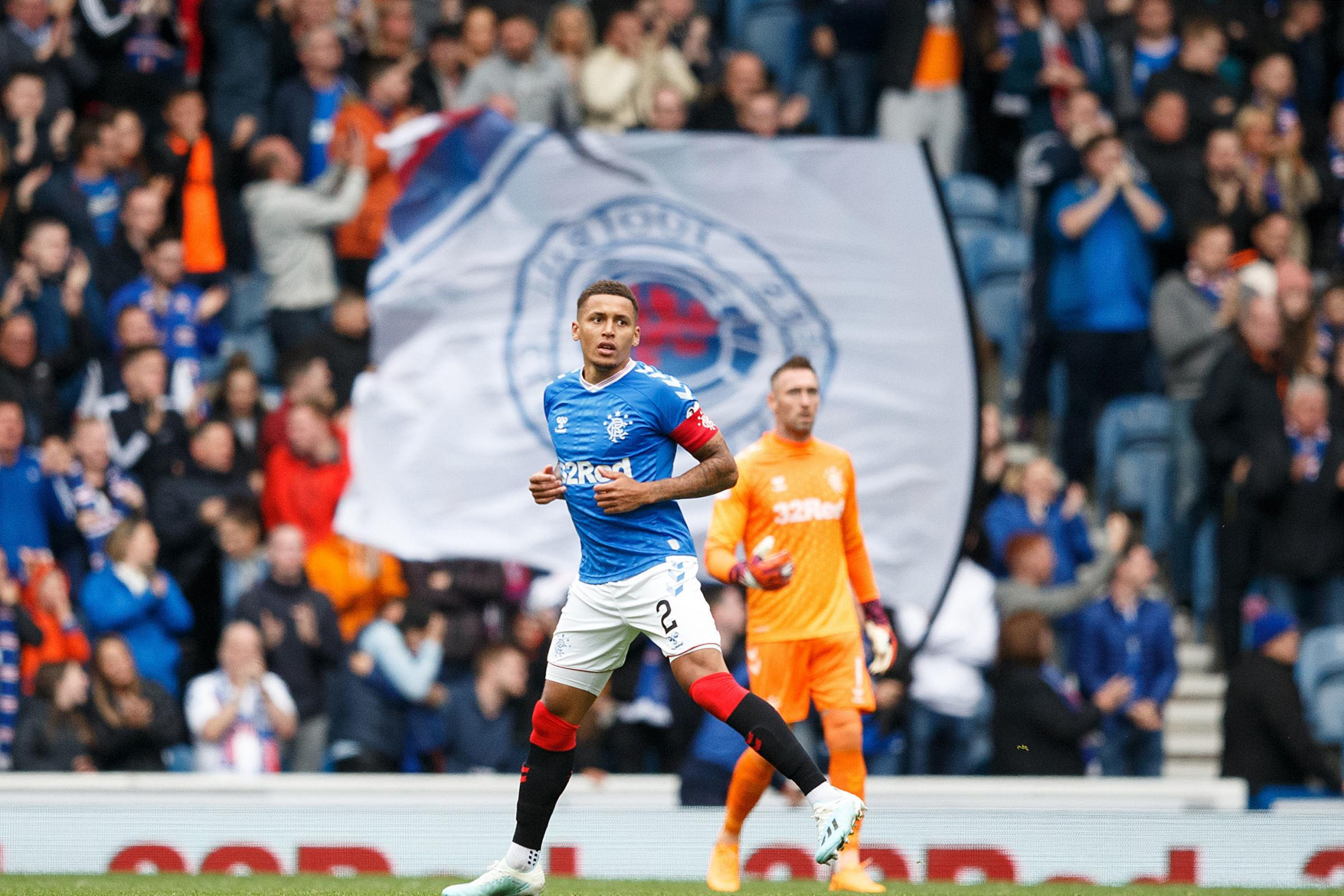 Rangers 3-1 Livingston: Steven Gerrard's side come from behind to get back to winning ways at Ibrox
