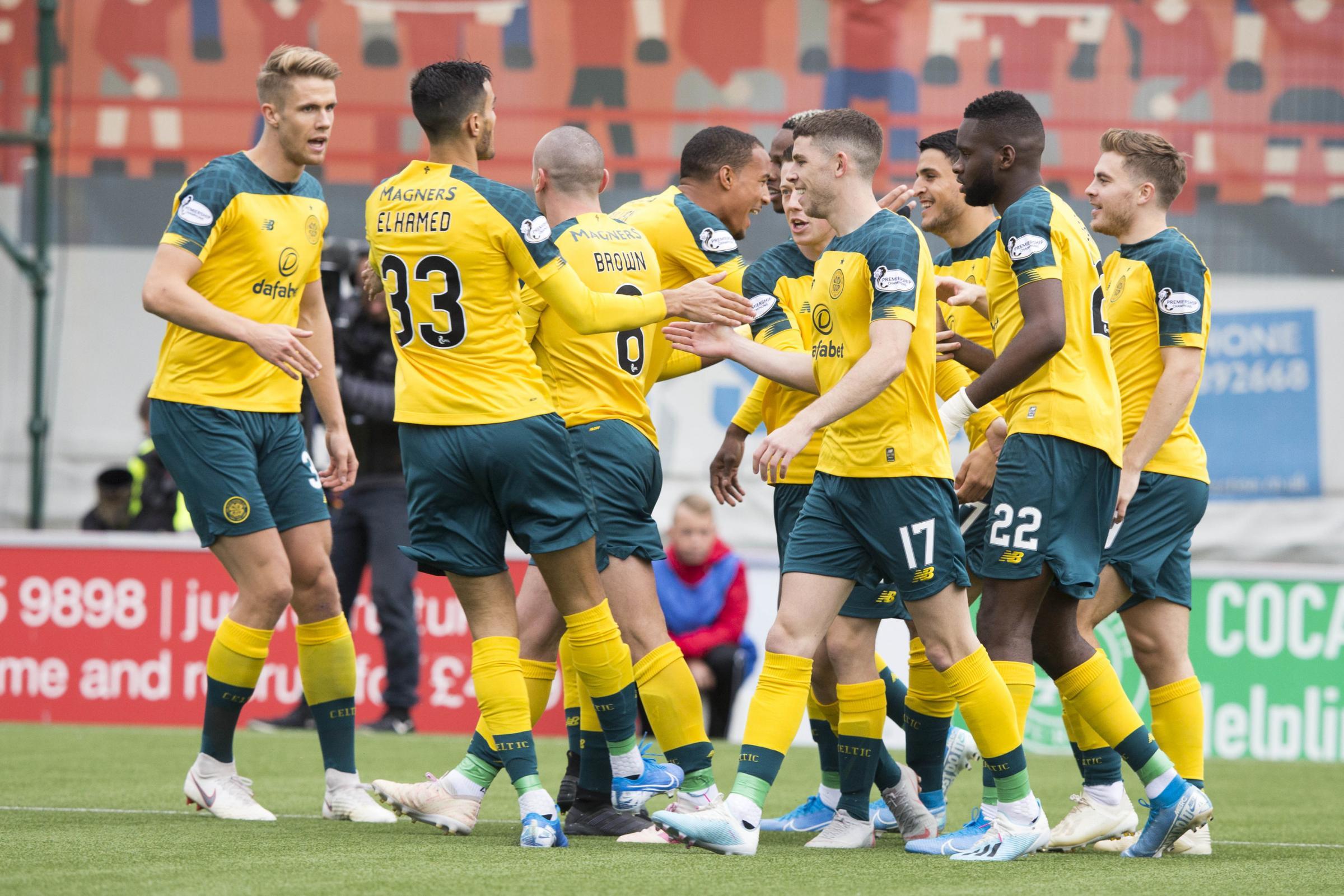 Hamilton 0 Celtic 1: Celtic make hard going of seeing off stuffy hosts