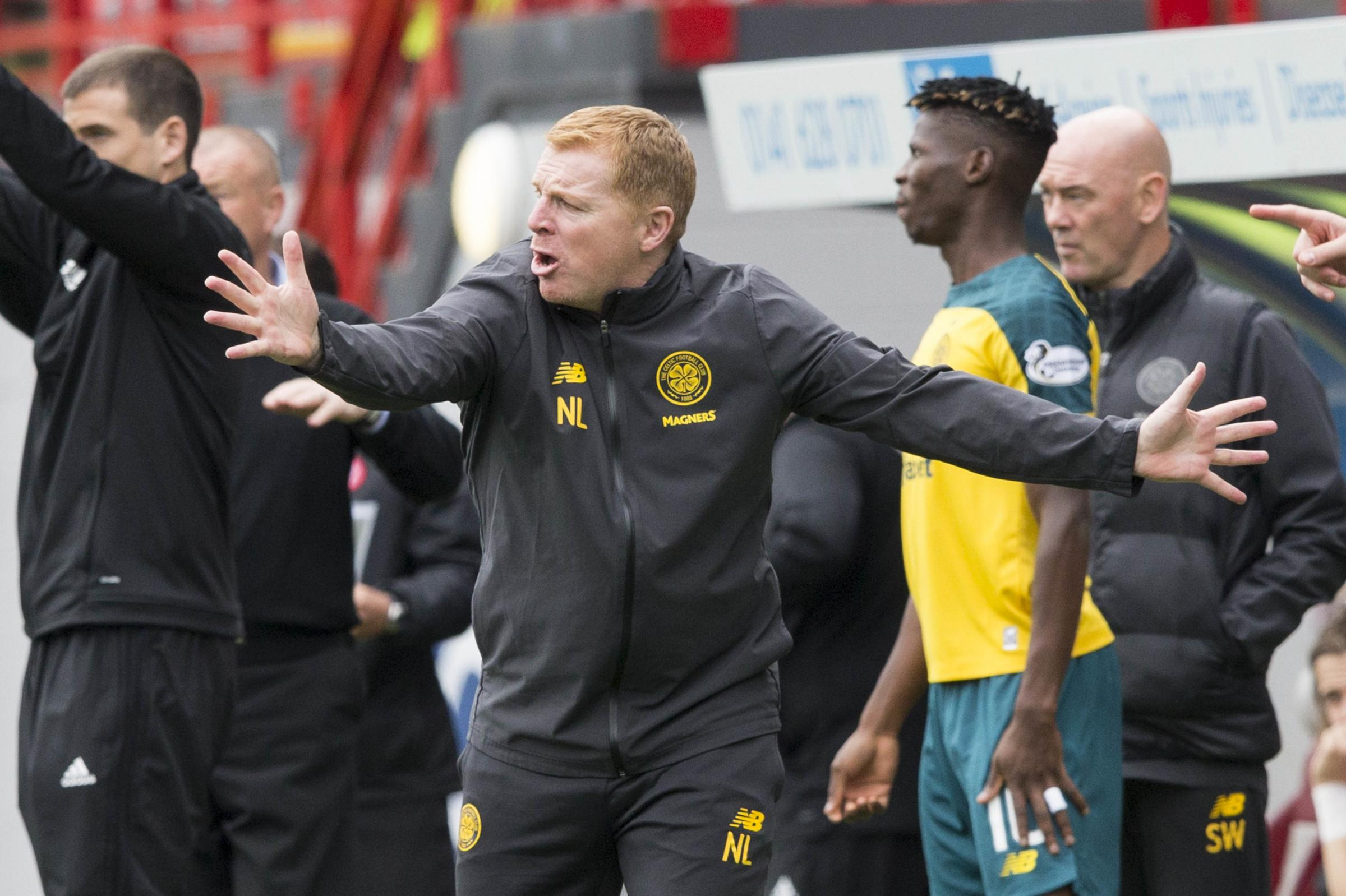 Celtic manager Neil Lennon praises his players as they rack up feat for first time in a decade