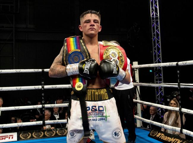 Lee McGregor says there is no bad blood between him and his next opponent Kash Farooq