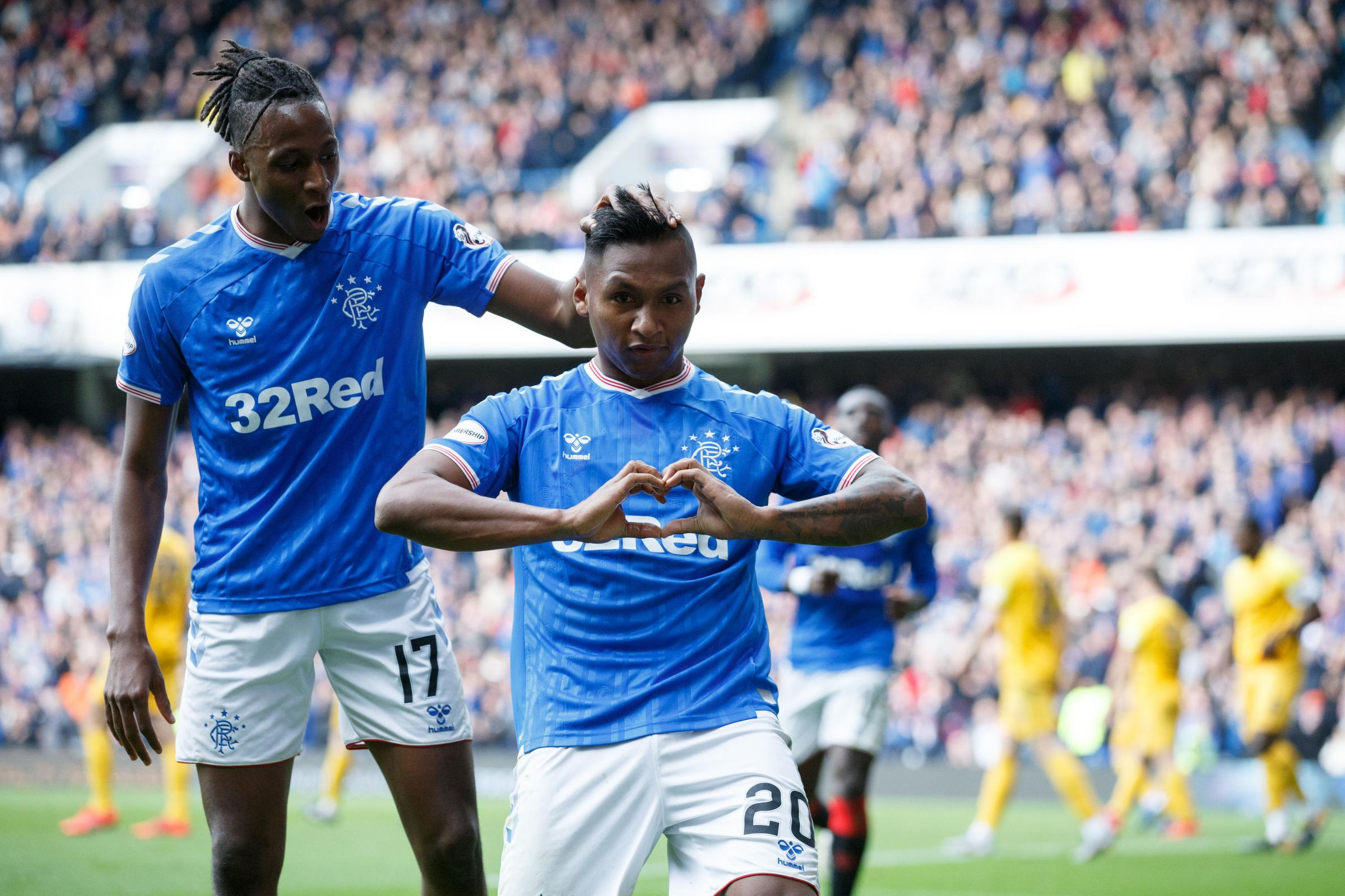 Rangers 3-1 Livingston: Five things we learned as Steven Gerrard's side get back to winning ways at Ibrox