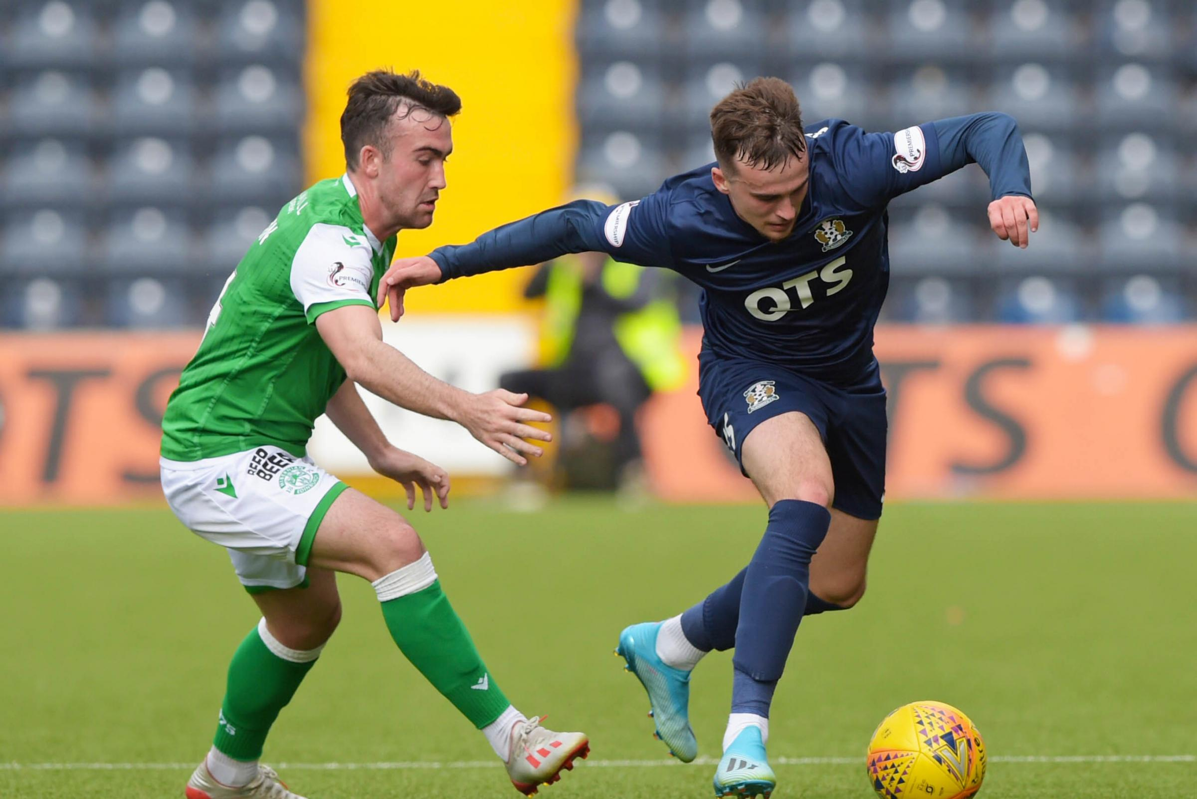 Paul Heckingbottom is in trouble with Hibernian but Kilmarnock now have a song about Angelo Alessio