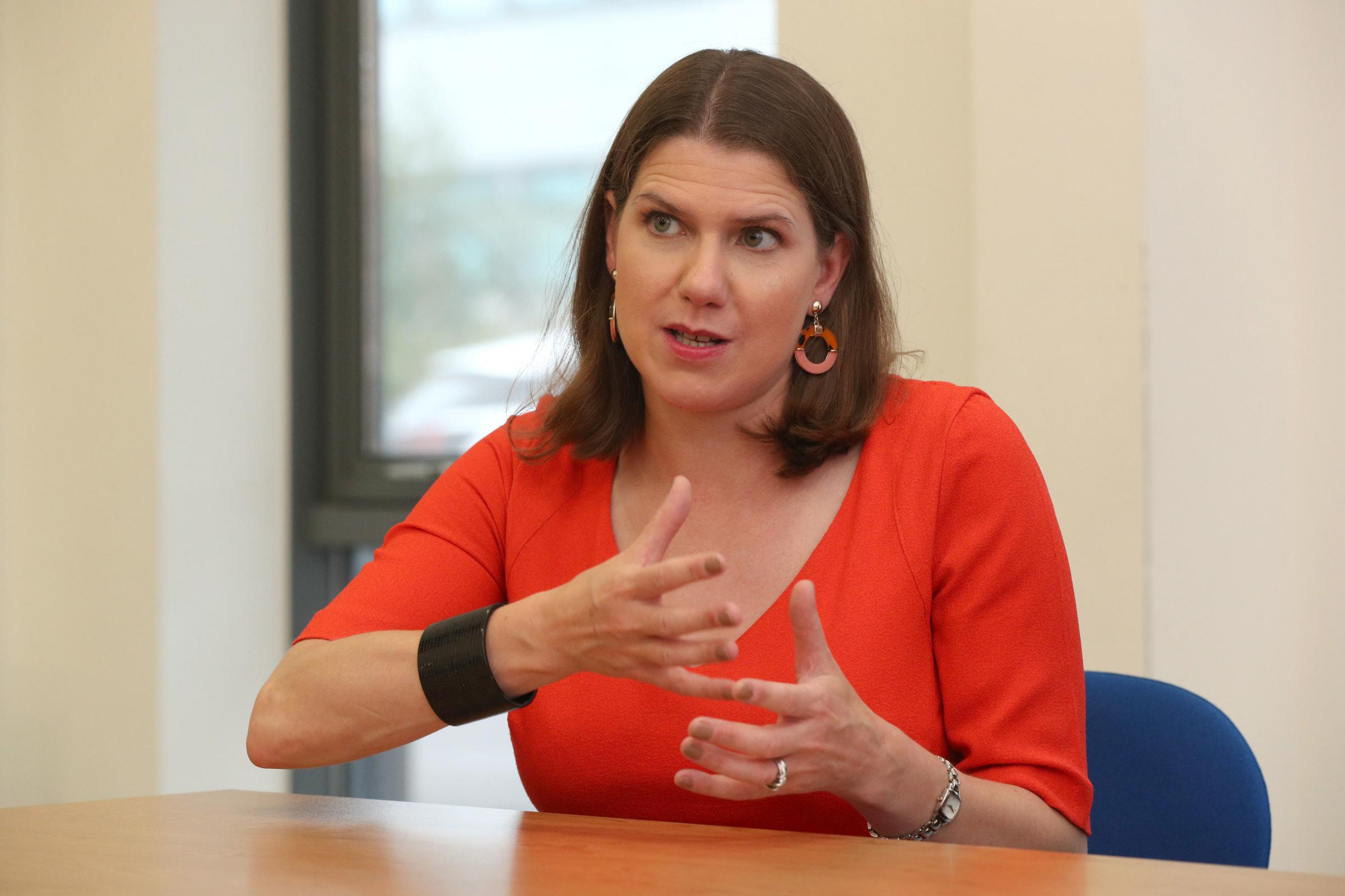 Jo Swinson accused of 'utterly grotesque' hypocrisy on Brexit and independence referendums
