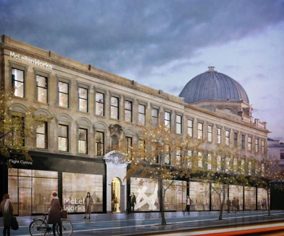 McLellan project begins in Glasgow