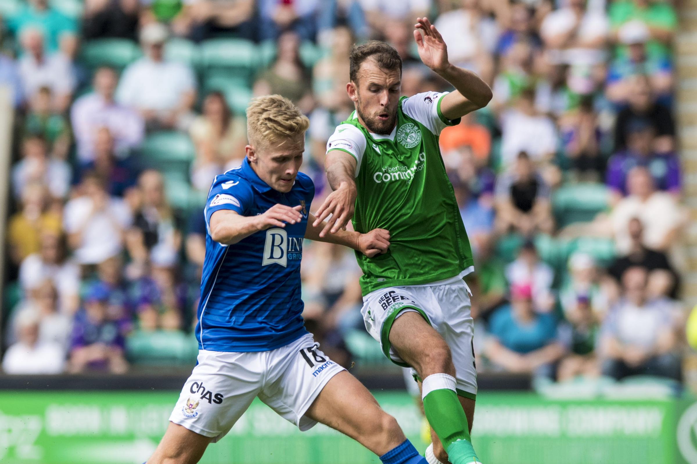 Are Hibernian's struggles down to their lower league signings?