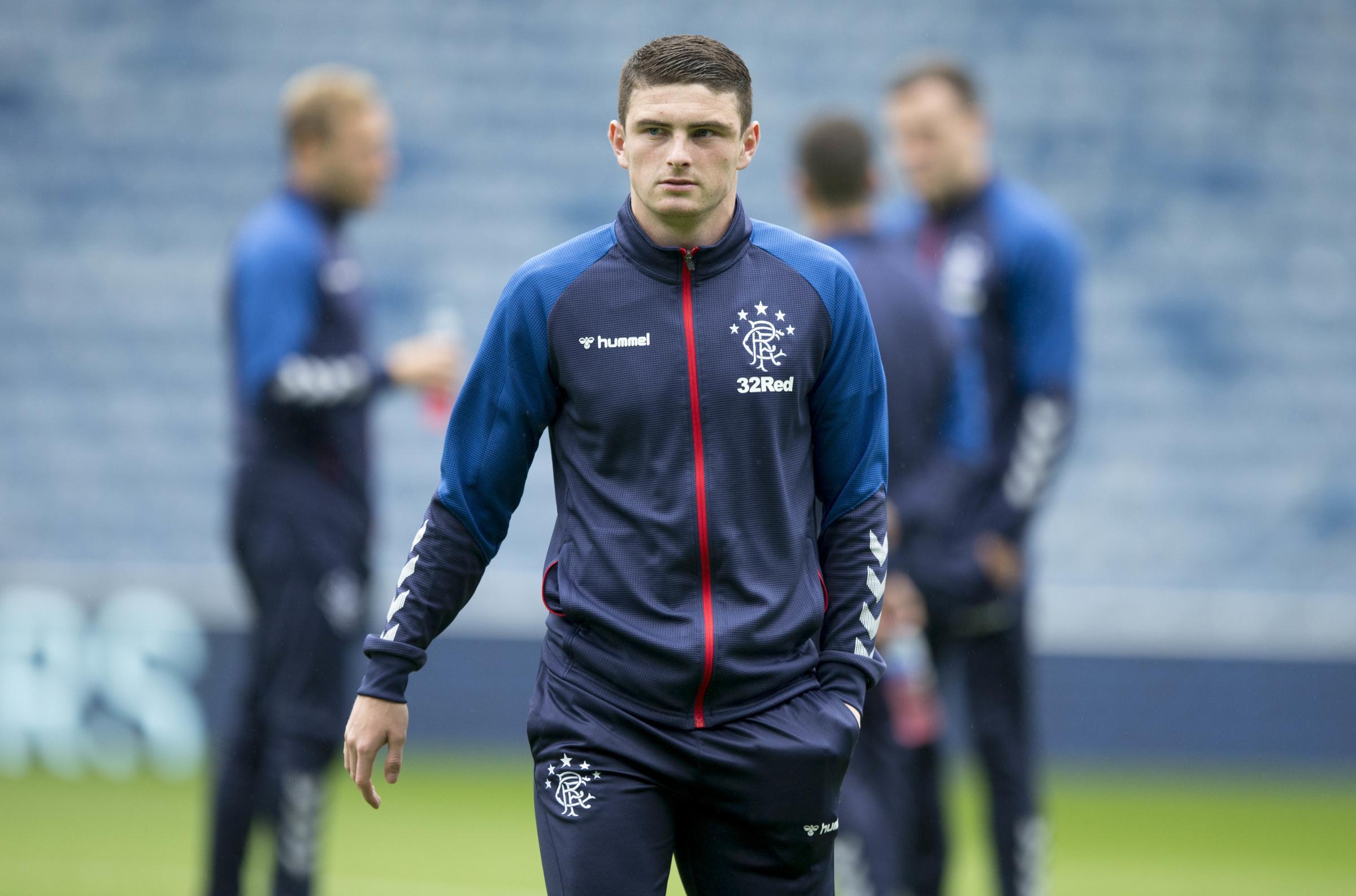 Rangers winger Jake Hastie linked with Motherwell return