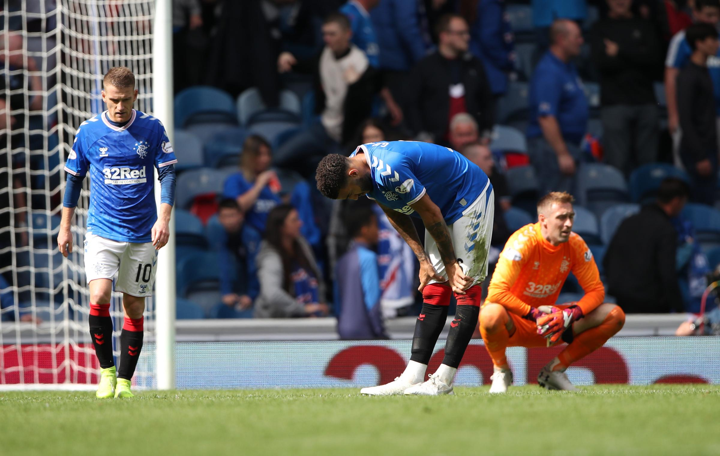 Is it time Rangers manager Steven Gerrard dropped Connor Goldson?