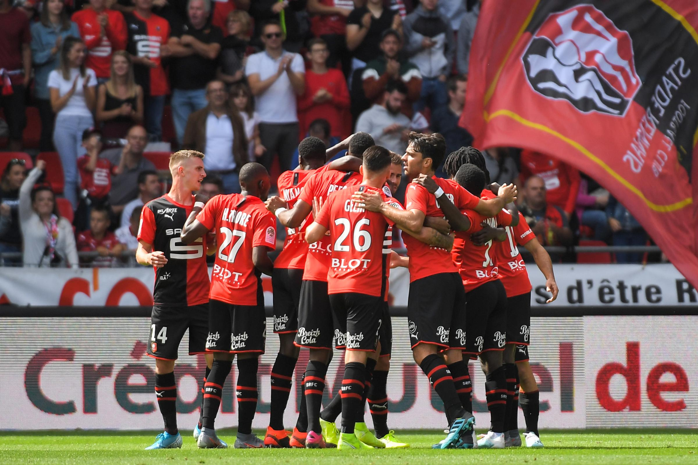 The stats behind Celtic's Europa League opponents Rennes