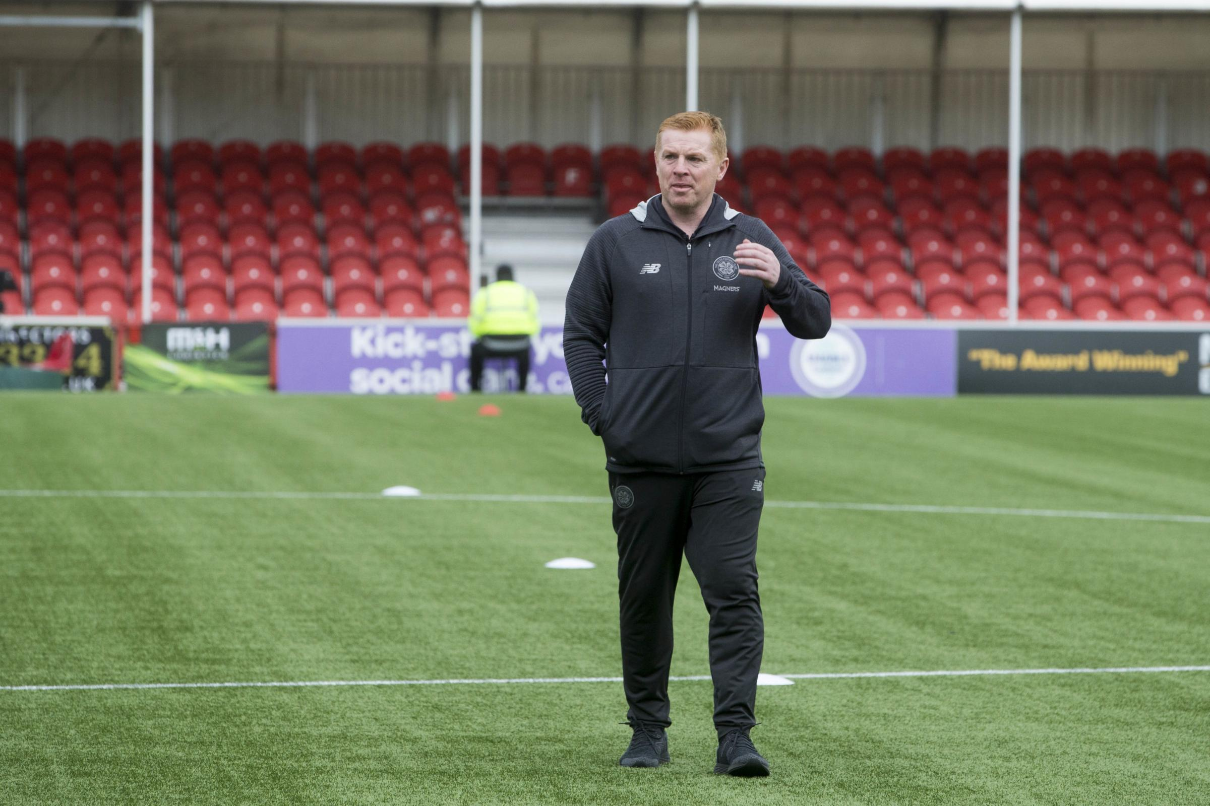 Neil Lennon believes Celtic's Europa group is there to be won