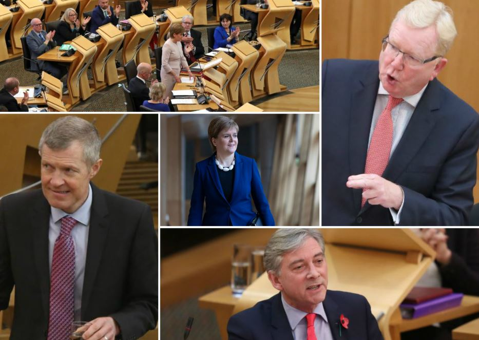 FMQs: Public health inquiry expected to dominate proceedings