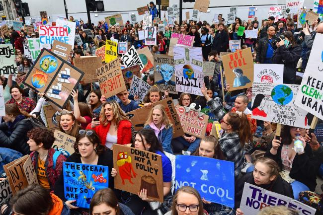The full list of climate strikes taking place across Scotland