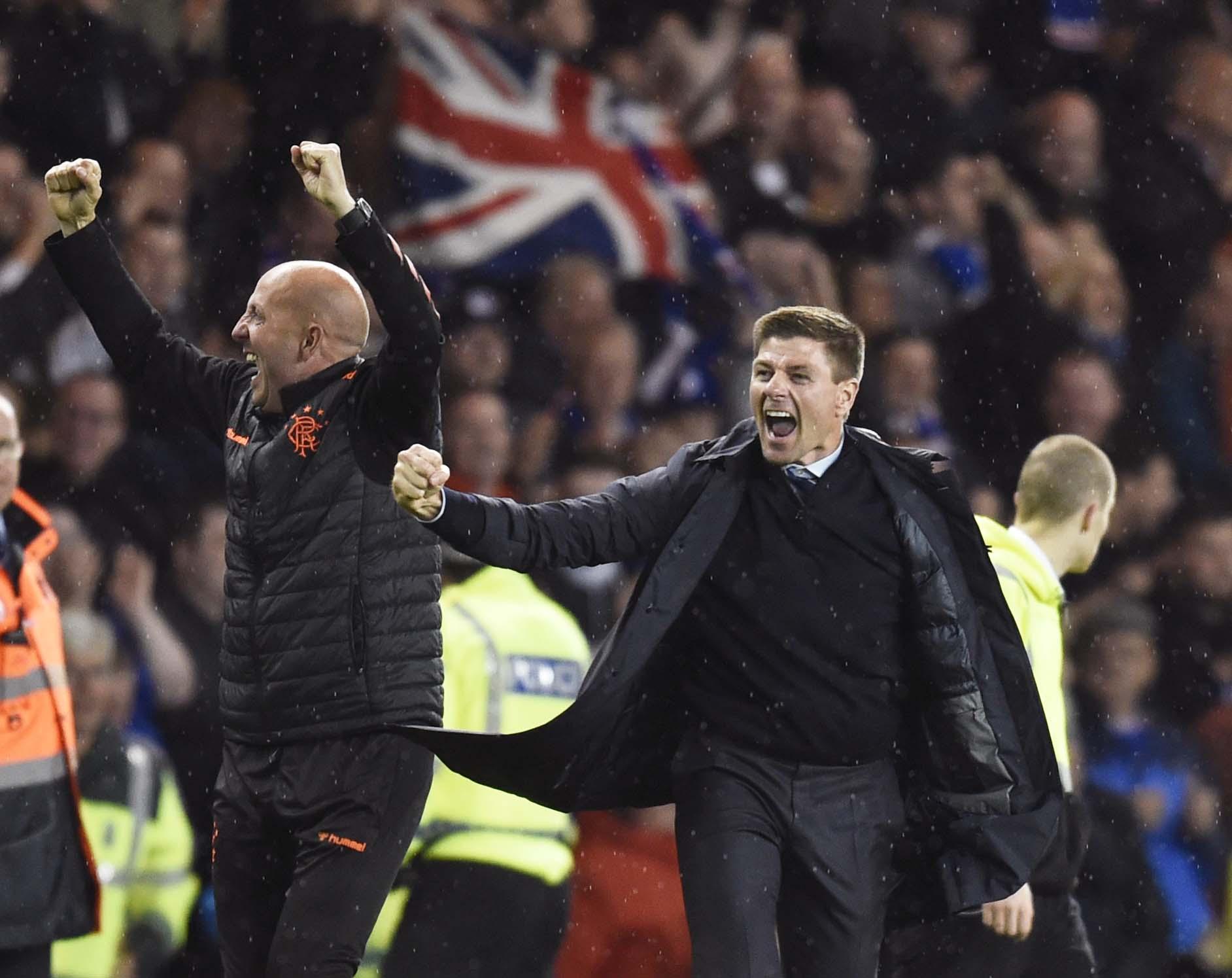 Rangers 1-0 Feyenoord LIVE: Ojo opens the scoring with thunderous strike