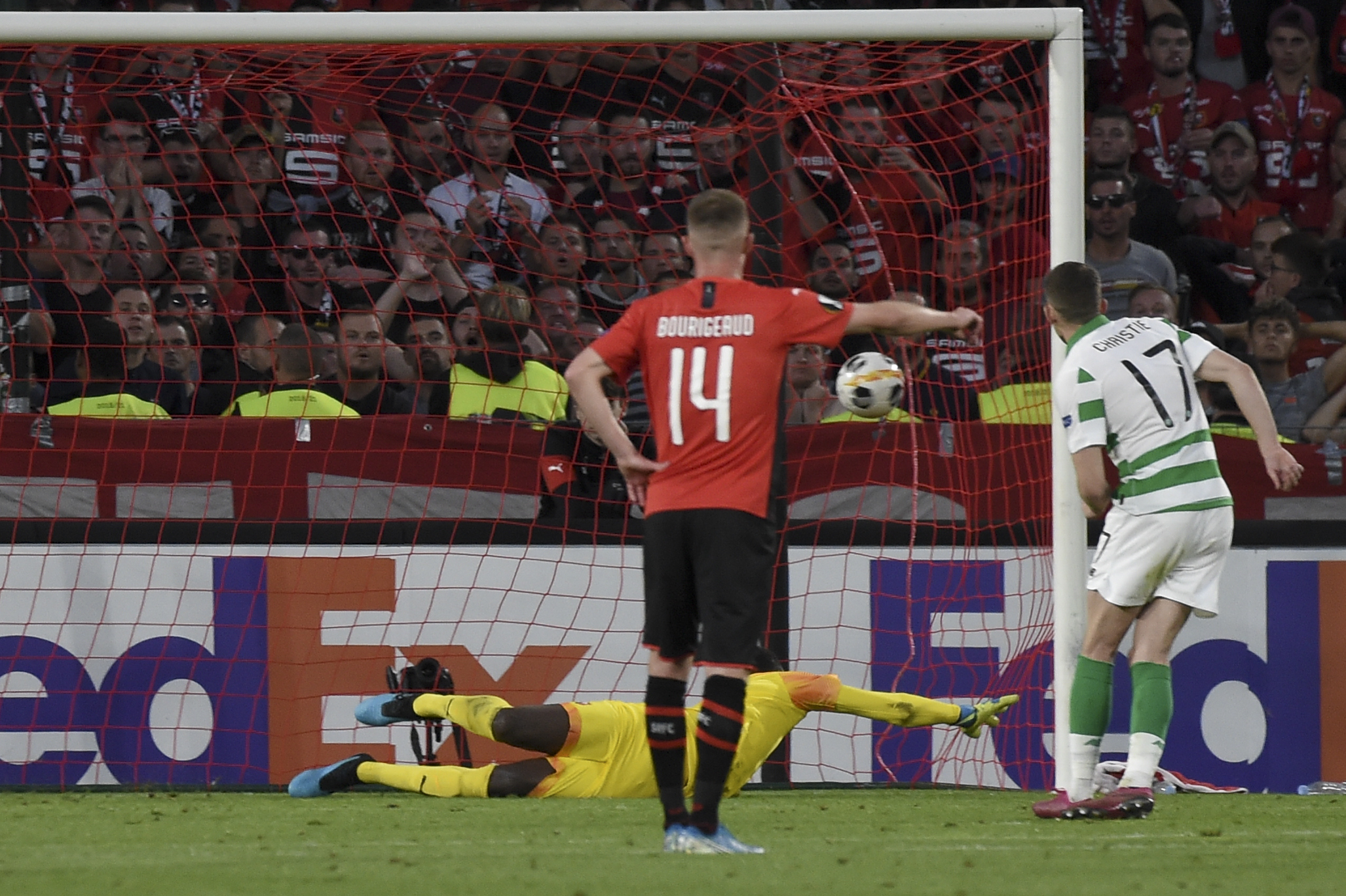 Stade Rennais 1 Celtic 1: Christie makes sure Ajer doesn't pay penalty for blunder in impressive Celtic showing