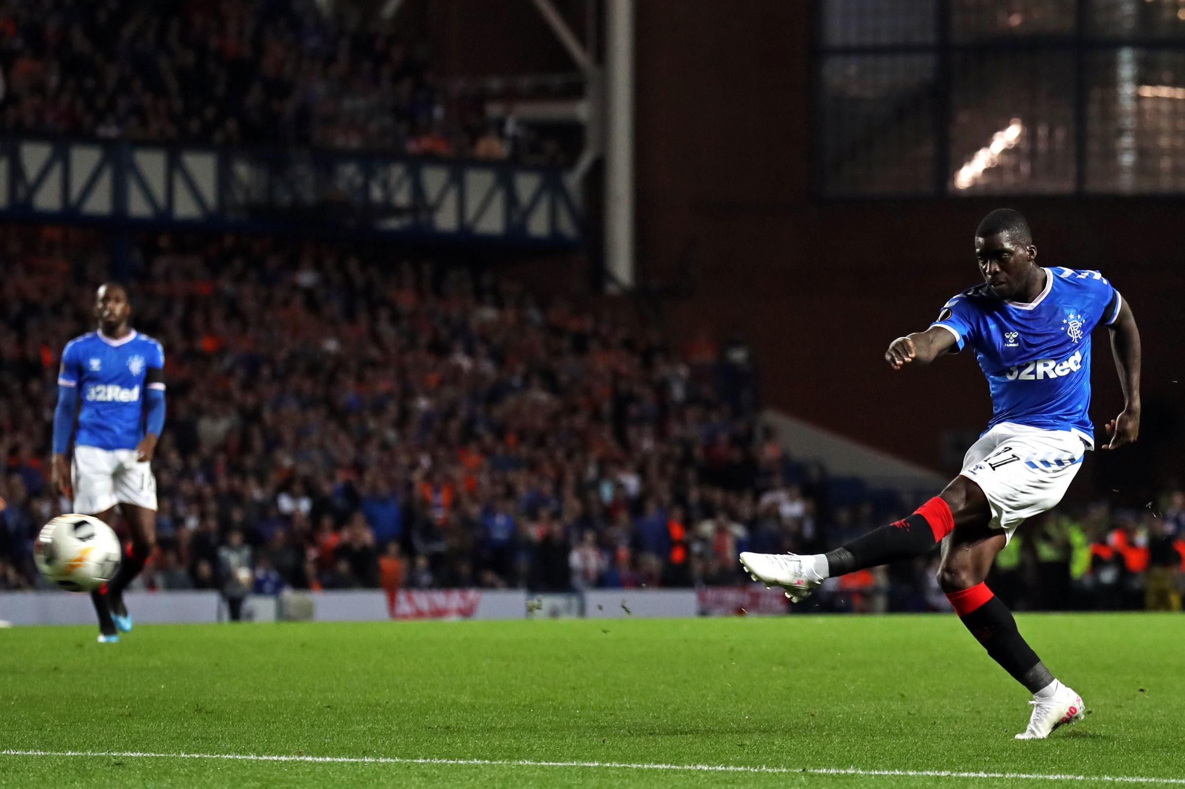Five things we learned as Rangers brushed aside Feyenoord