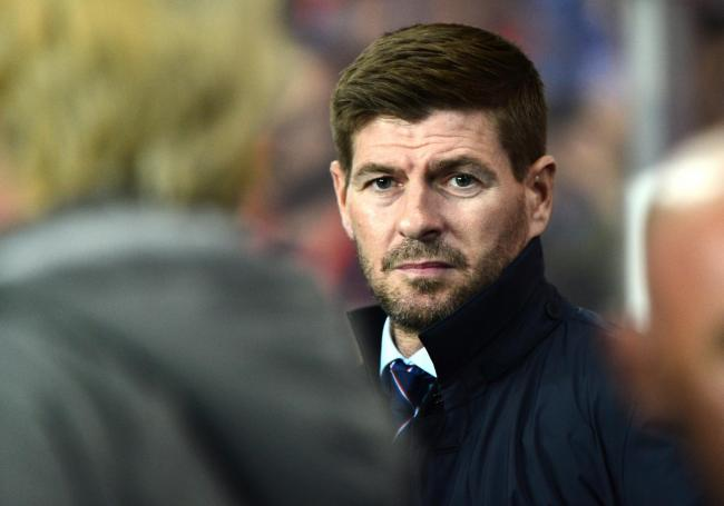 Rangers manager Steven Gerrard. Photo: Mark Runnacles/Getty Images.