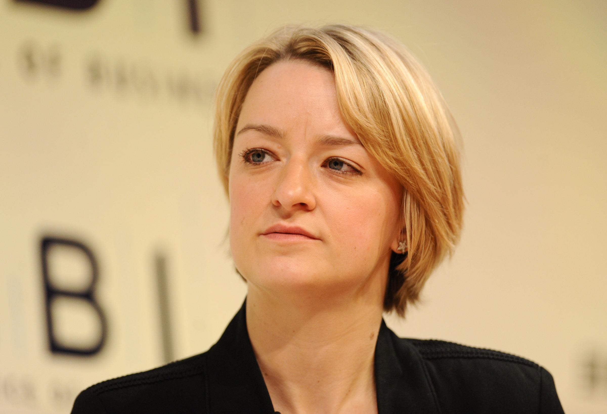 Laura Kuenssberg – My Week: '¿Fue mi decisión dejar el trabajo de editor político de la BBC?  Maybes aye, maybes naw '