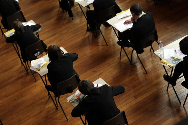 Exam review charges pricing state schools out of appeals