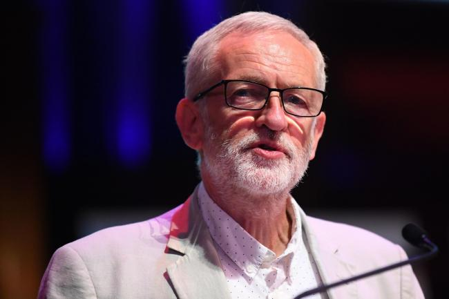 Labour conference opens with Corbyn's rating 'historically dire'