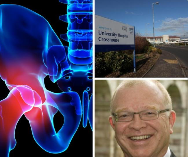 Retired orthopaedic surgeon Dr Gavin Tait said trauma and elective surgeries should be split to get rid of the 'postcode lottery'