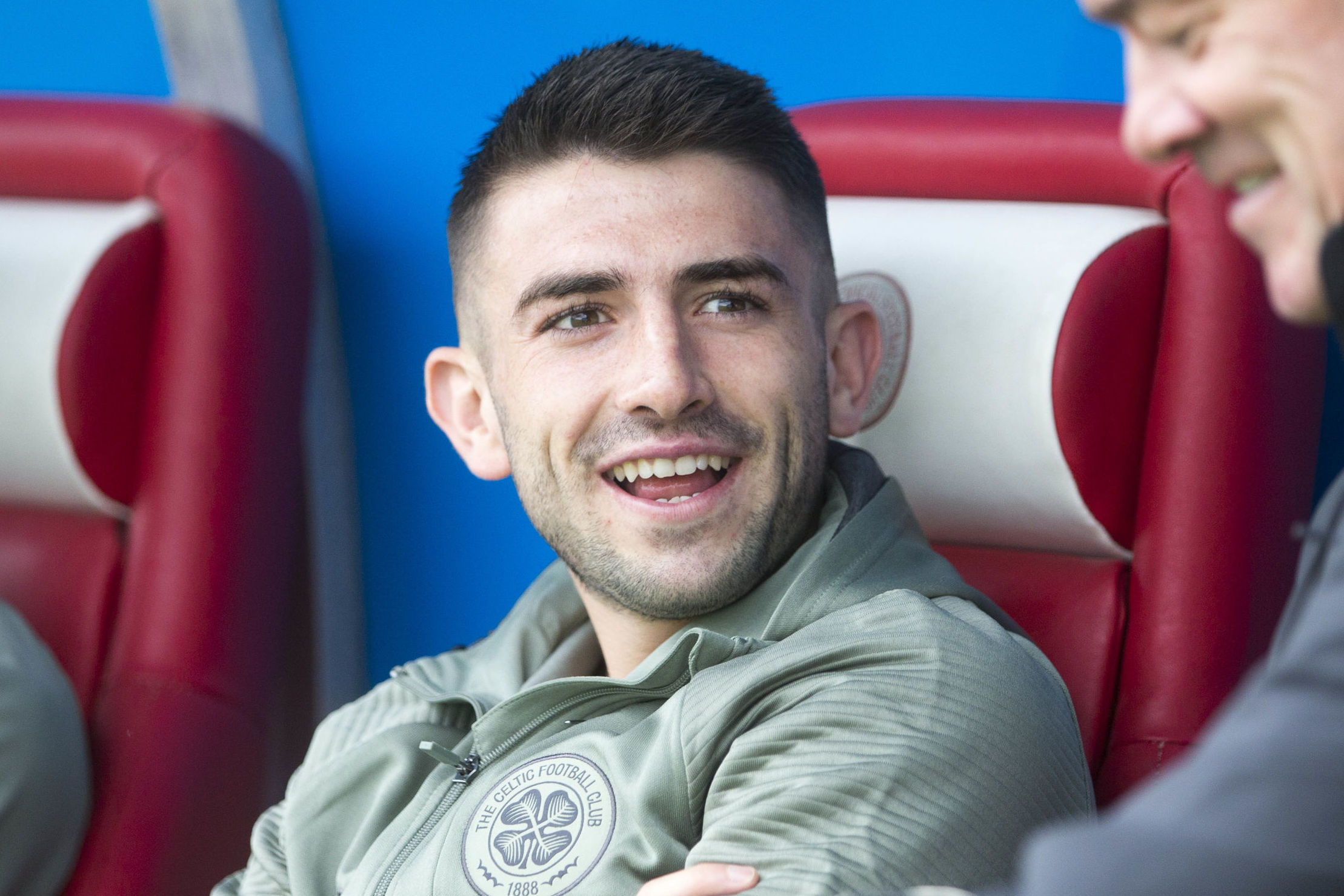Greg Taylor poised to make Celtic debut at long last - against his former club Kilmarnock