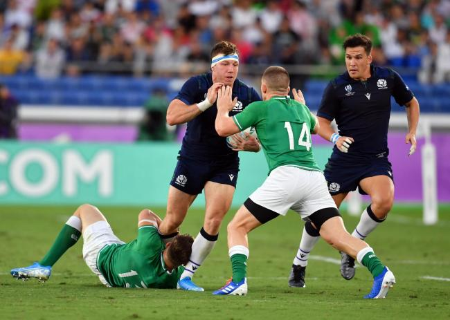 Ireland 27-3 Scotland: Same old Scots, promising big and delivering little in World Cup opener