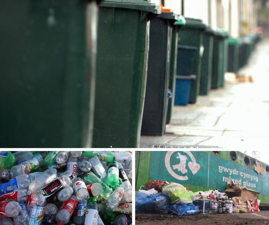 'Confusion' blamed as less than half of household waste recycled in Scotland