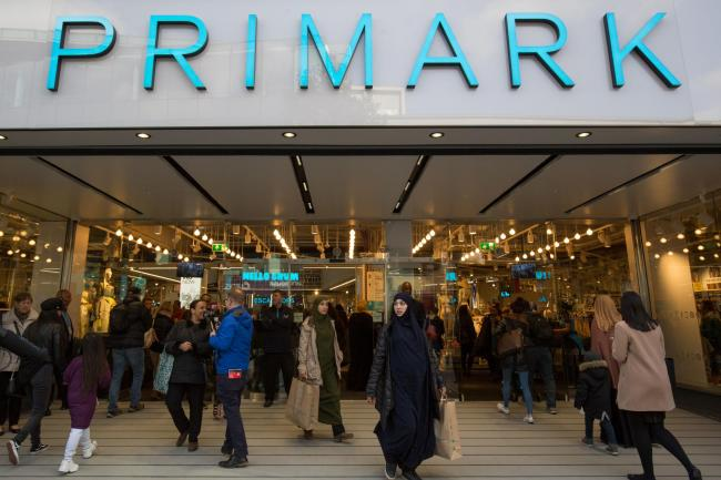 Primark owner ABF expects to report higher first-half profits