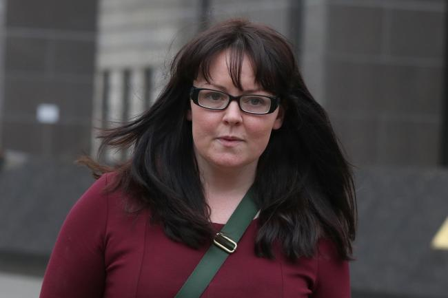 Former Glasgow SNP MP Natalie McGarry cleared of embezzlement charges