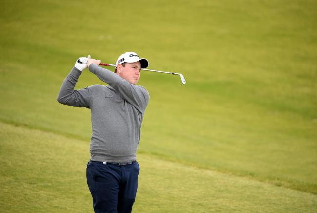 Robert MacIntyre made a good leap up the Dunhill Links leaderboard