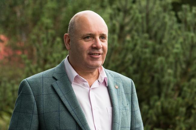 Marc Crothall chief executive of the Scottish Tourism Alliance.