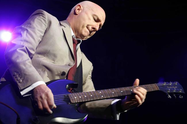Midge Ure. Picture: Andy Siddens