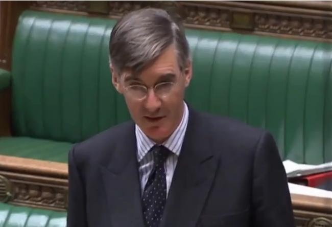 Rees-Mogg infuriates SNP over saying why would anyone want to go to Brussels for eight days