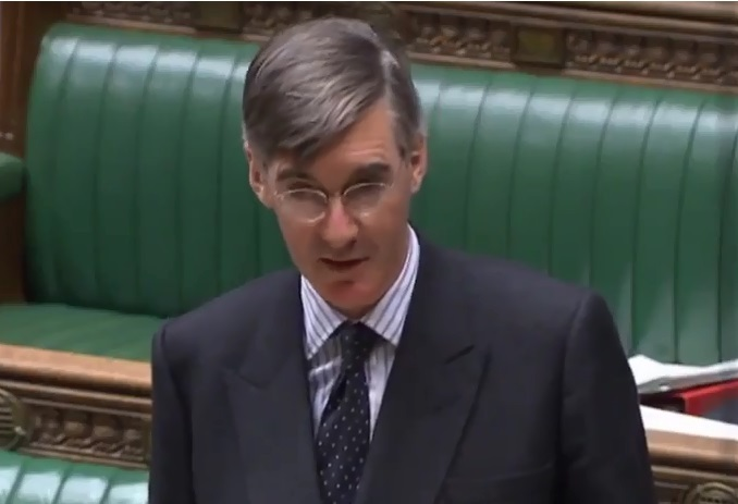 Jacob Rees-Mogg sparks SNP ire over 'undemocratic' absence of Scottish MEP with days to go before Brexit
