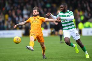 Livingston 2-0 Celtic LIVE: Lyndon Dykes doubles hosts lead as Christie sent off for Hoops