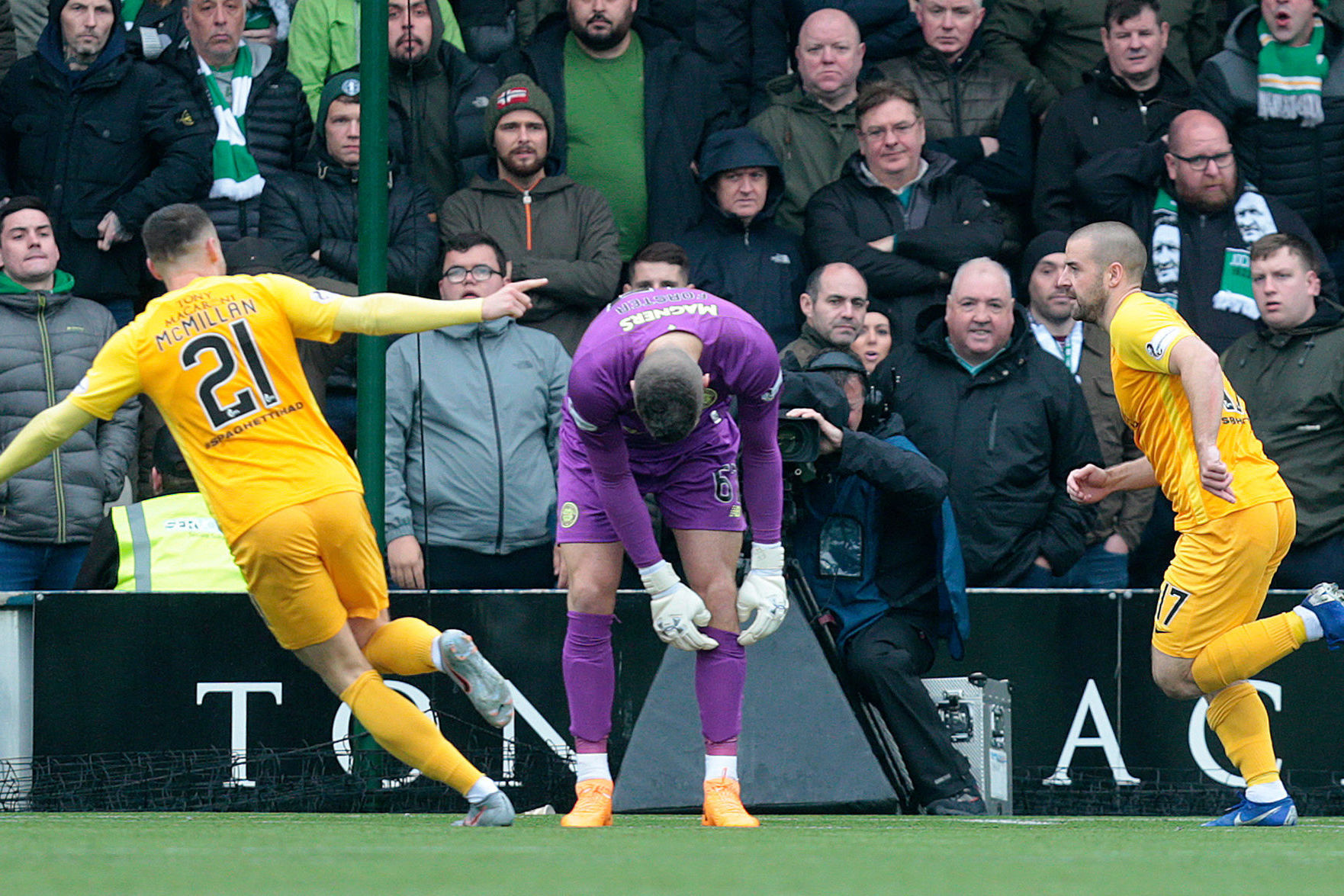 Livingston 2 Celtic 0: Livi Lions roar to victory as both sides get what they deserve