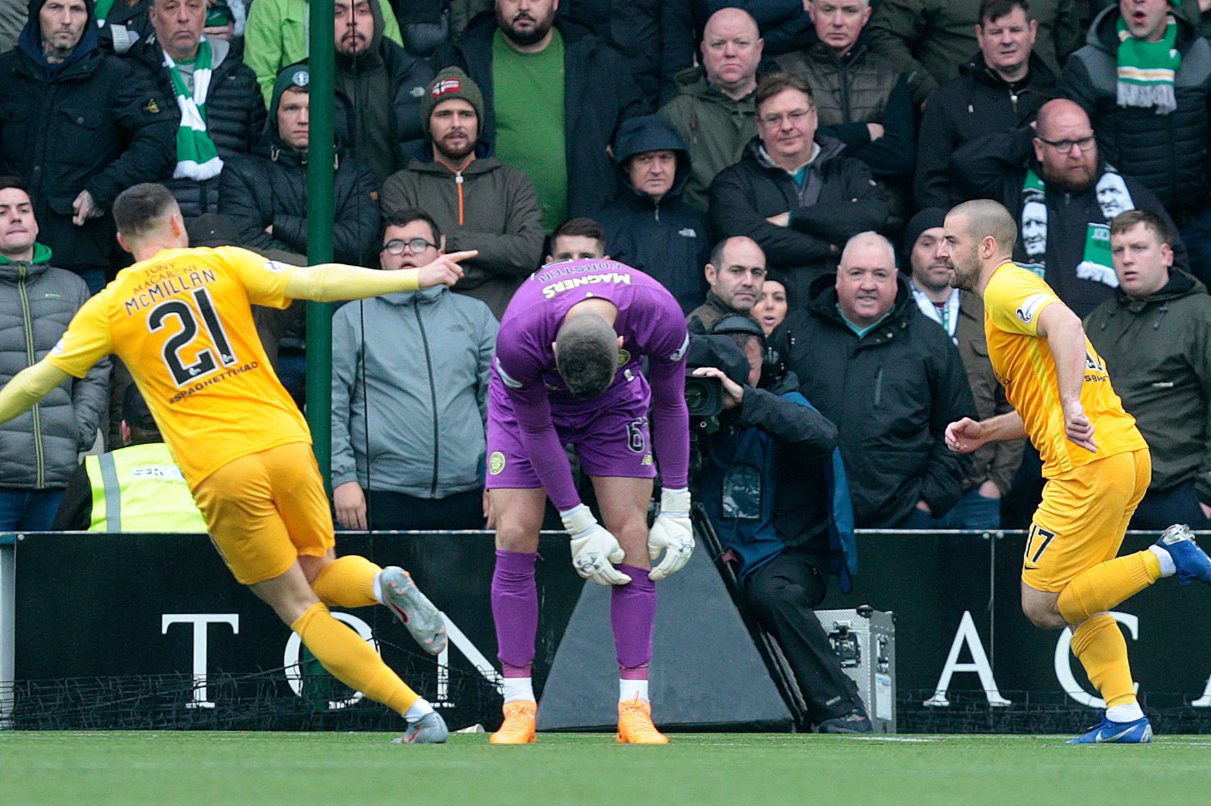 Livingston defeat could prove costly to Celtic's Nine-In-A-Row bid and four other talking points