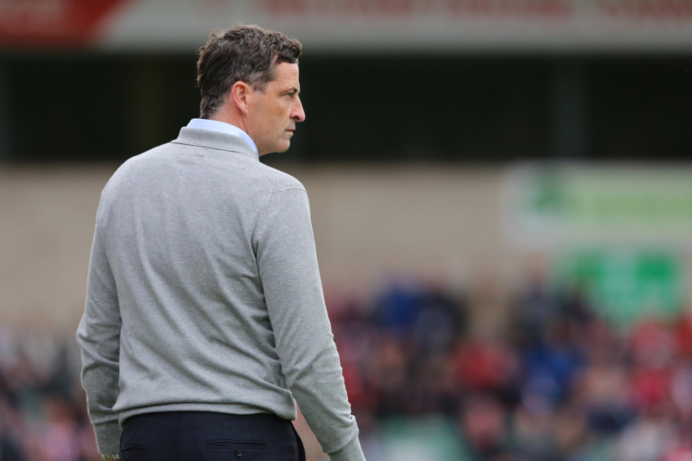 Ex-St Mirren boss Jack Ross sacked by Sunderland