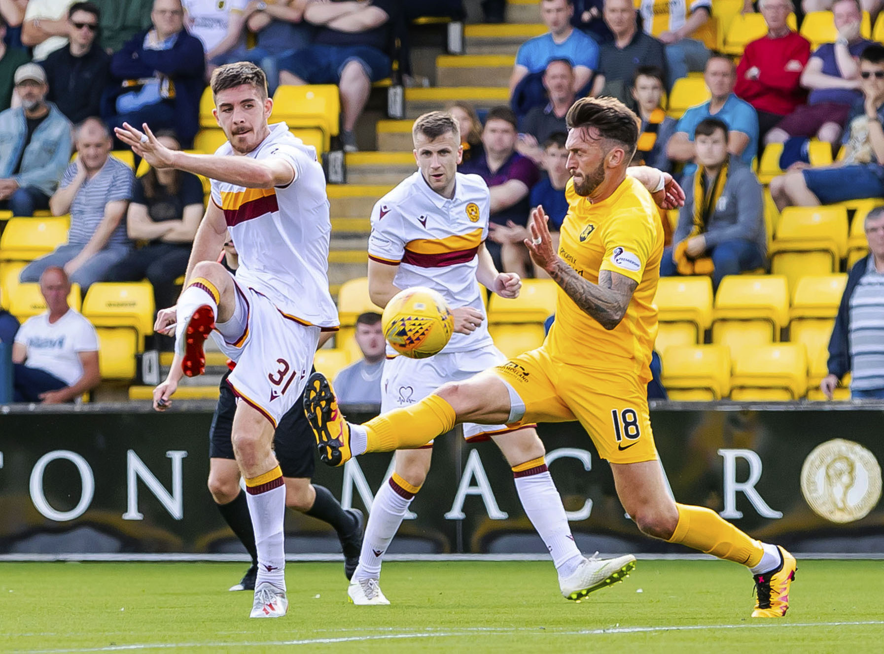 Scotland fans react as Motherwell star Declan Gallagher called-up to Scotland squad