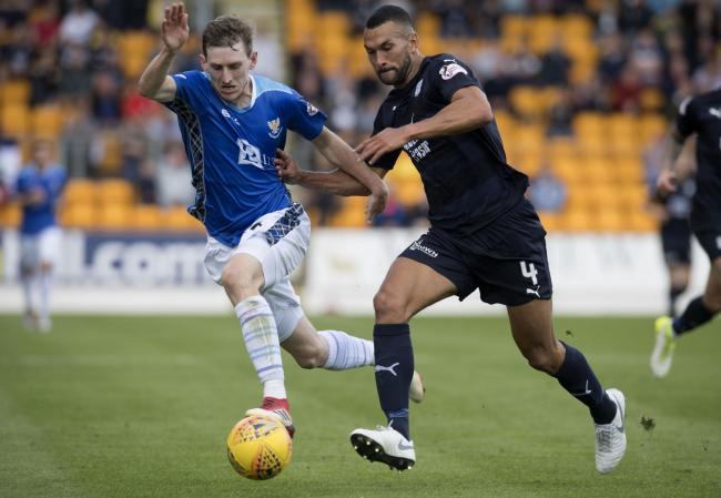 Steven Caulker is hoping to impress Steve Clarke enough to earn a call-up for Scotland.