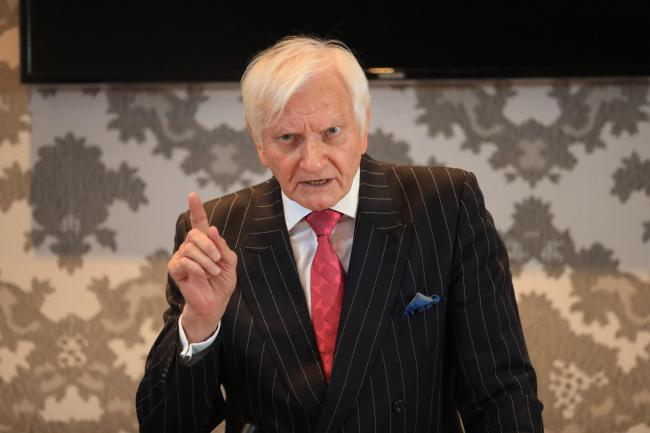 File photo dated 26/07/19 of former Tory MP Harvey Proctor, who has branded the police watchdog's report exonerating five officers involved in the disastrous investigation into false claims of a VIP Westminster paedophile ring