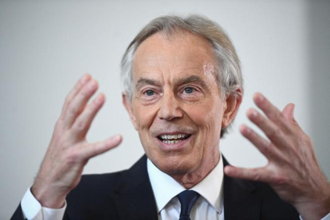Tony Blair pleads with MPs not to allow a general election before Brexit