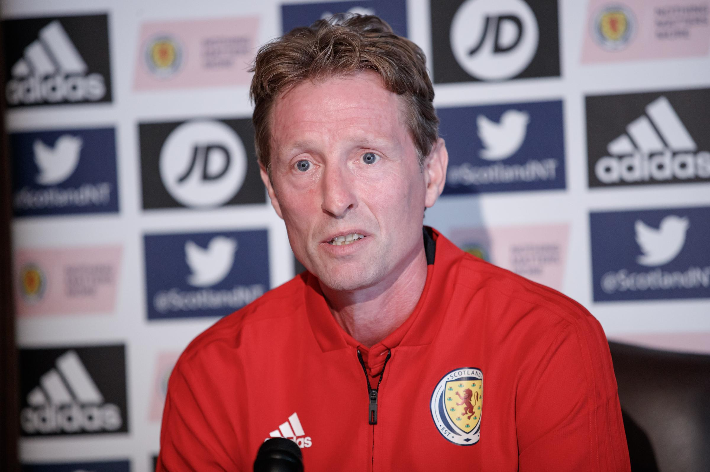 Scotland U21s must show they can pass Lithuania test, says manager Scot Gemmill