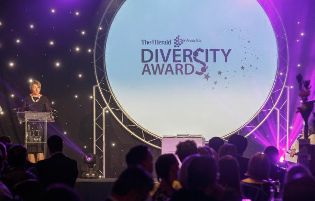 Awards ceremony honours Scottish Diversity champs at glittering night