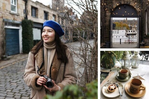 Photographer and author Shawna Law on Edinburgh's hidden gems