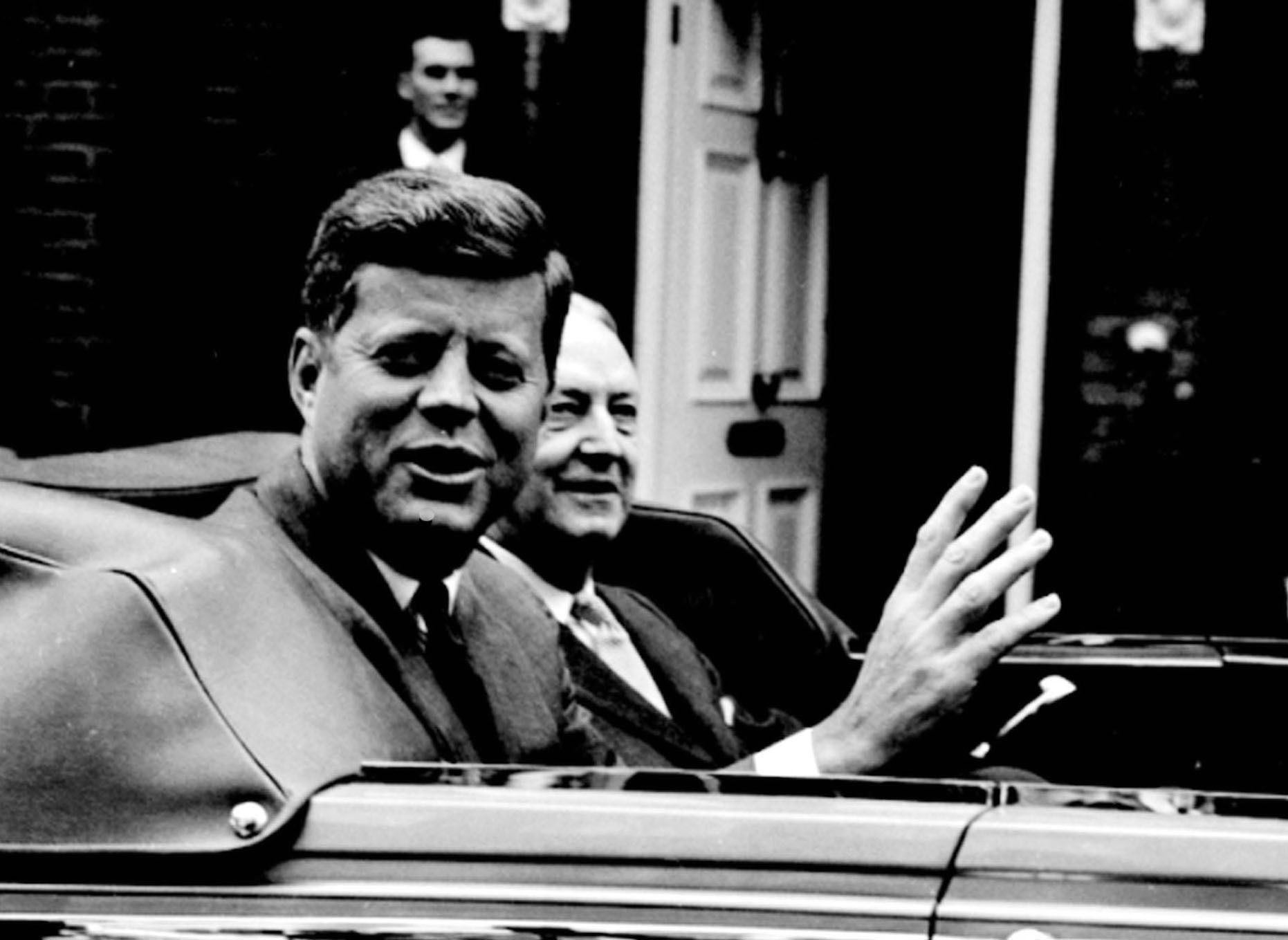 Herald Diary: Forget JFK – it's the Lee Harvey Oswald Loyal